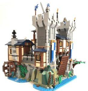 makeover 31120 medieval castle