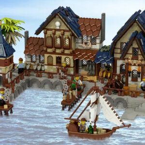 medieval blacksmith designer takes another lego ideas project to 10k