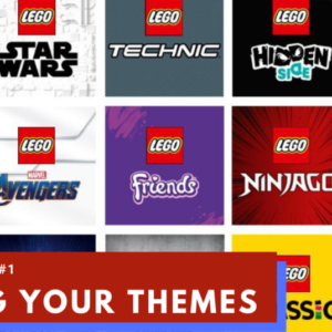 monday musings 1 having to limit the lego themes you collect