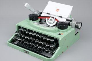 review 21327 typewriter