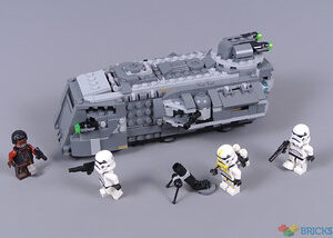 review 75311 imperial armoured marauder