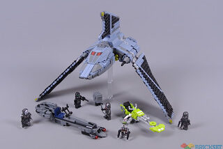 review 75314 the bad batch attack shuttle