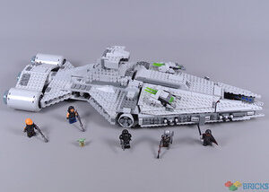 review 75315 imperial light cruiser