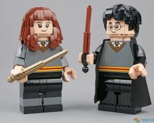 review 76393 harry potter hermione granger