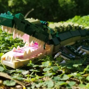 review lego 31121 creator 3 in 1 crocodile guest review