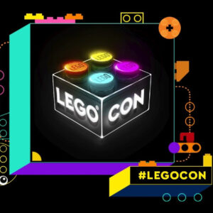 the lego group discusses the first lego con
