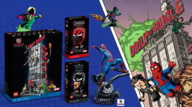 times up for the lego ideas spider man contest