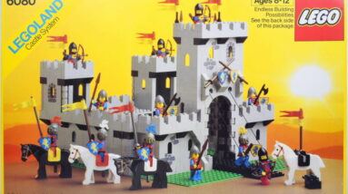 which lego set pulled you out of your dark ages
