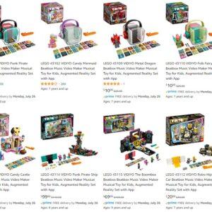 amazon australia and big w slashes price of new vidiyo sets by 50