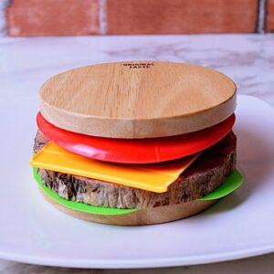 Burger / Stop Motion Cooking & ASMR