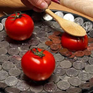 Coin Pizza - Stop Motion Cooking & ASMR