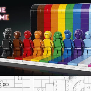creativity with the lego everyone is awesome set