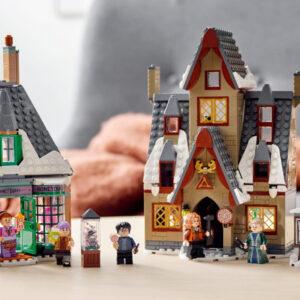 how to expand lego harry potter 76388 hogsmeade village visit