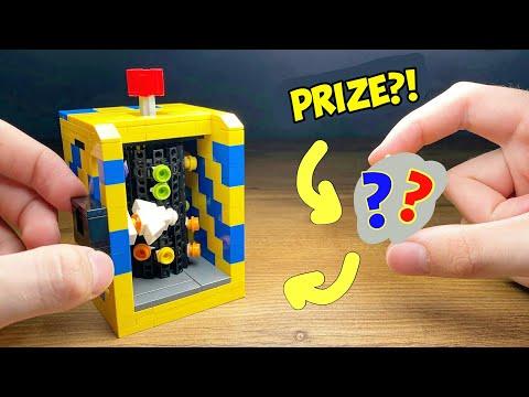 How to make a Lego Rocket Arcade Machine