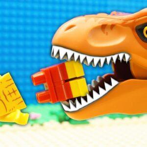 Jail Escape Lego Safari