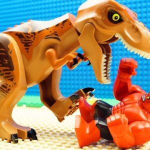 Jurassic World Lego - Adventures in Jurassic Park Jungle