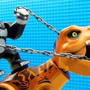King Kong vs Godzilla Lego