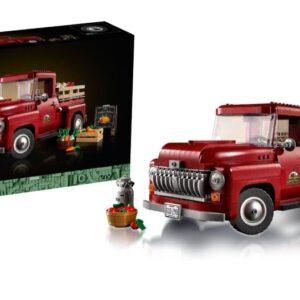 lego 10290 pickup truck revealed
