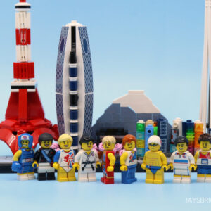 lego at the olympics revisiting the team gb minifigures for tokyo 2020