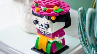 lego brickheadz la catrina 40492 now listed at lego shophome