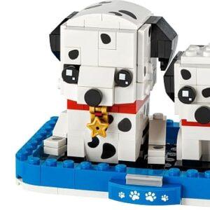 lego brickheadz pets dalmatians review