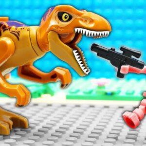 Lego Dino Safari Prison