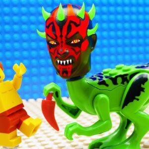 Lego Dinosaur Safari Park