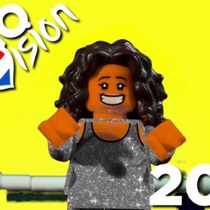 LEGO: Eurovision 2021 - Semi-Final 1