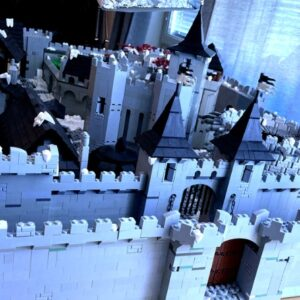 lego fan recreates the starks home in meticulous detail