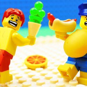 Lego Food Fail VIP Car
