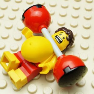 Lego Gym Fail - Beach Body Building 2