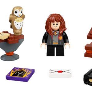 lego harry potter 30392 hermiones desk official images revealed