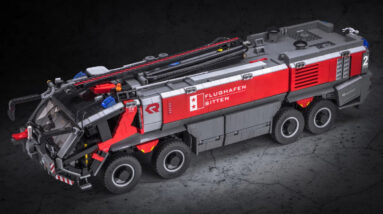 lego ideas increases the selection of brick built emergency vehicles