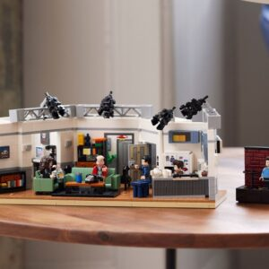 lego ideas seinfeld 21328 early vip access now up
