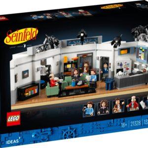 lego ideas seinfeld 21328 officially revealed