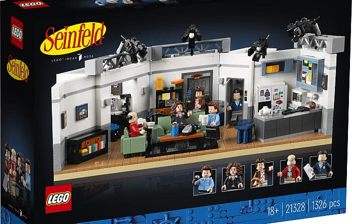 lego ideas seinfeld set now available review