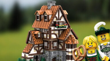 lego ideas traditional german cottage reaches 10k
