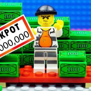 Lego Jackpot Winner Fail