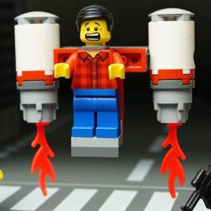 Lego Jetpack