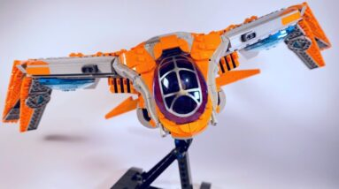 lego marvel 76193 the guardians ship review a ucs set for the superhero age