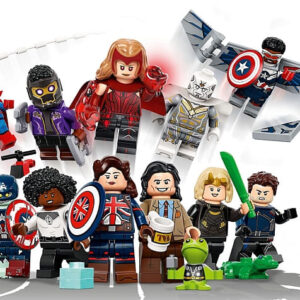 lego marvel super heroes collectible minifigures
