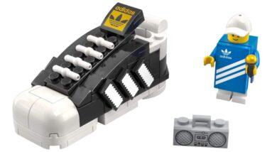 lego mini adidas originals superstar 40486 building instructions now up