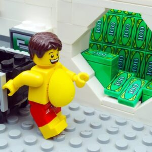 Lego Money Shopping Fail