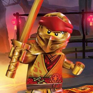 lego ninjago anniversary spins into legoland
