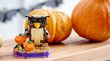 lego seasonal halloween owl 40497 coming in august 2021