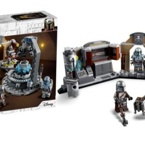 lego star wars the armorers mandalorian forge 75319 officially revealed