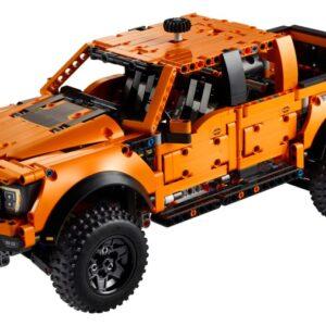 lego technic ford f 150 raptor 42126 revealed