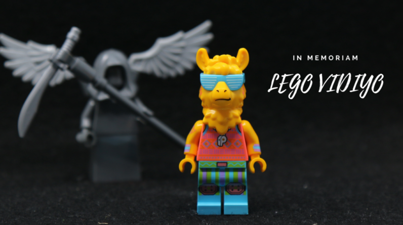 lego vidiyo in its current form is dead rip l l a m a