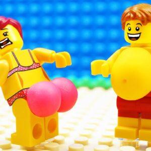 Lego VIP Veggie Food Fail
