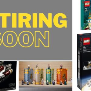 list of lego sets retiring soon updated july 2021